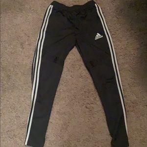 Grey Adidas Athletic Sweatpants